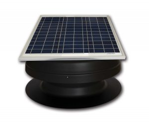 30 Watt Solar Attic Fan Adjustable Installation Services Arizona