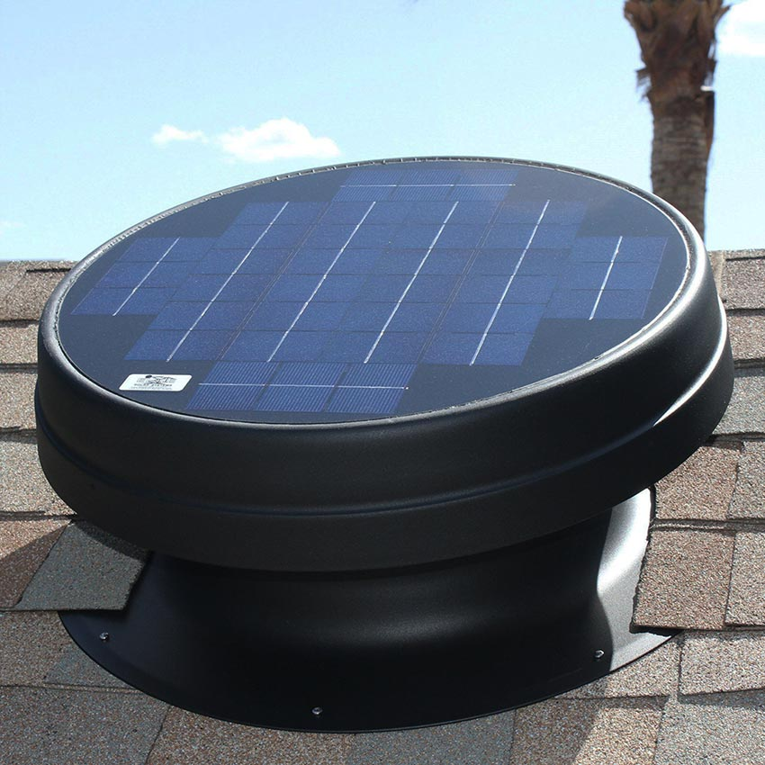 Solar Attic Fans Phoenix Valleywide Installation Elite