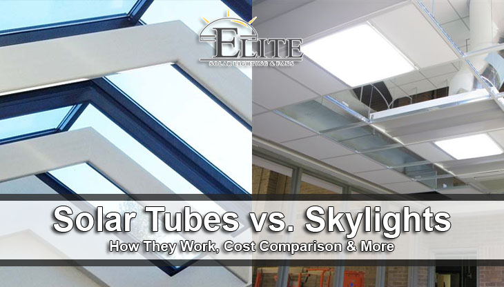 Solar Tubes vs. Skylights How They Work, Cost Comparison & More