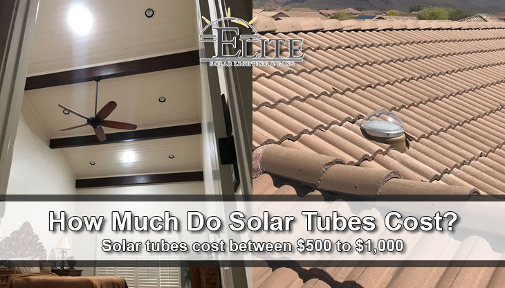 How Much Do Solar Tubes Cost