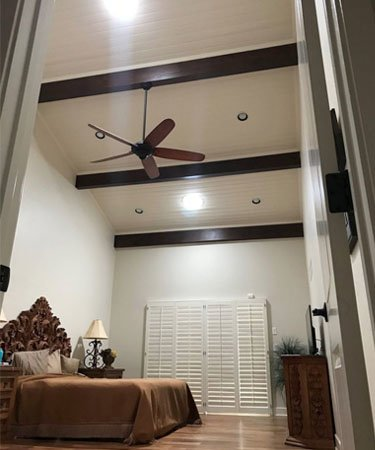 Bedroom Solar Tubes