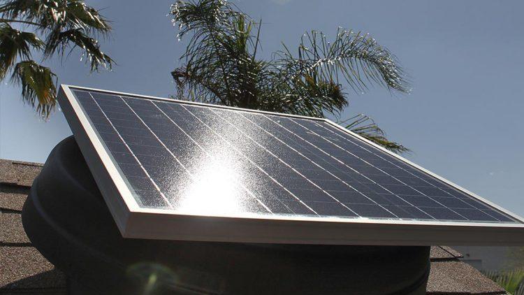 Solar Attic Fans How Do They Work