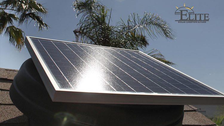 What Is The Best Solar Attic Fan